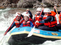 Whitewater Rafting & Water Activities