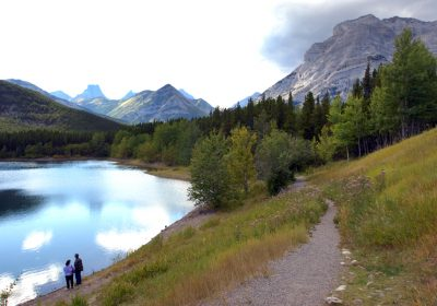 Wedge Pond in Kananaskis