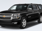 Luxury Suv Of Prime Limos In Canmore Ab