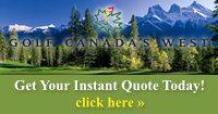 Golf Canada West