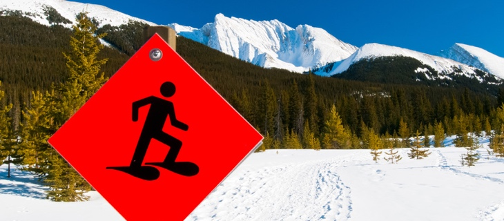 Snowshoe Trails in Kananaskis Country